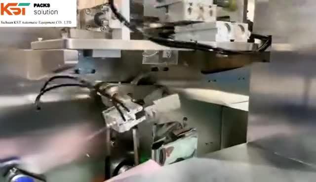 Kst-181 petit prix d'usine automatique par ultrasons Sac intérieure et extérieure d'étanchéité de poudre de café au goutte à goutte de remplissage de la poudre de thé au goutte à goutte Sac machine de conditionnement d'emballage vertical