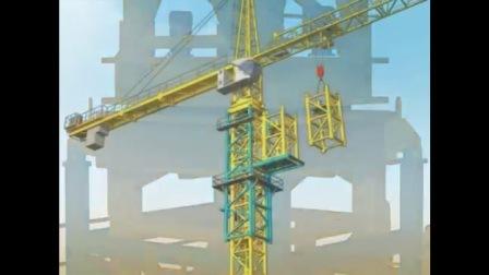 6T 建設用自動建設タワークレーン