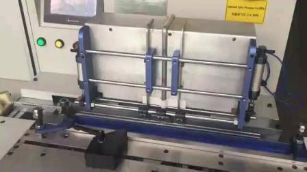 De Bindend Geniete Machine van Wrie van het Notitieboekje van de fabriek en Handboek, cwh-520an