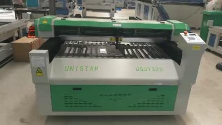1325 láser de CO2 grabado y corte de la máquina con Reci 60W/90W/100W/130W/150W/180W tubo láser