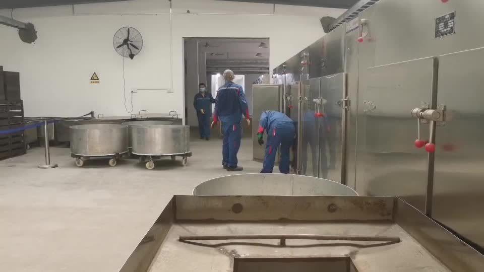 高温工業用電気熱処理炉