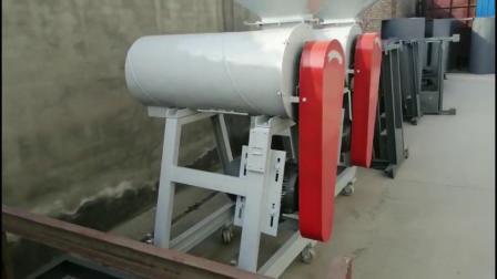 Haute efficacité le grain de maïs le maïs à faible coût décortiqueur Bombardement de savoirs traditionnels de la machine-10m