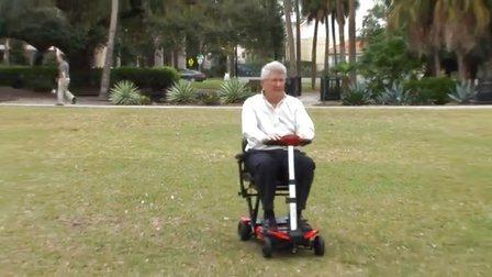 Fexible力の折る移動性のスクーター