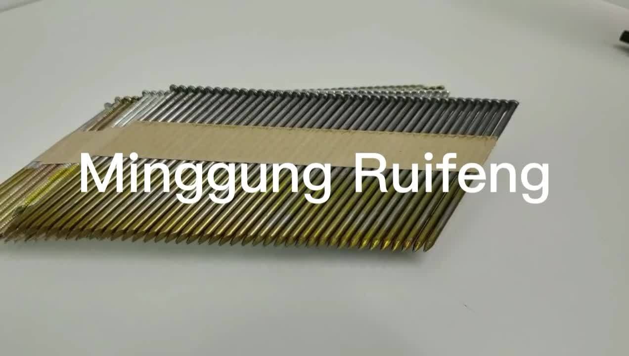 Precio más reciente de la marca Ruifeng 28& 34D la cabeza cortada Pneumatic coteja las uñas.