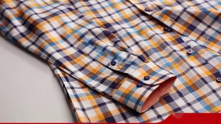 Manchon long Non-Ironing confortable Chemises pour hommes d'affaires de bureau