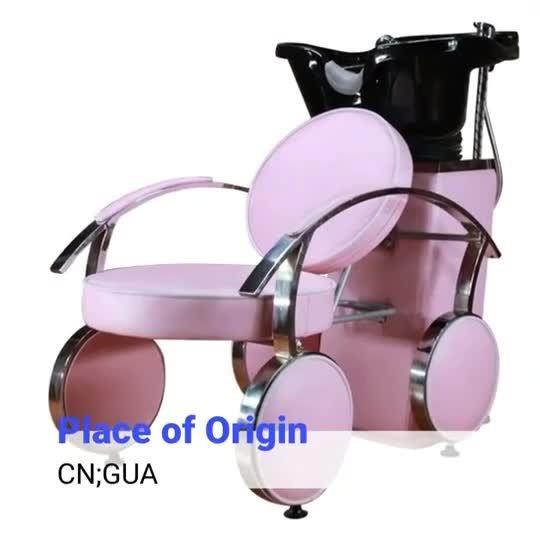 Manufactory Wholesale Cheaper Barbiere Shampoo Chair Hair Wash Chair