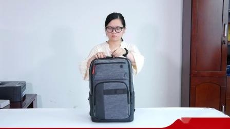 Прочный водонепроницаемый музыкальный интерфейс ноутбук школы рюкзак для комплекса зданий