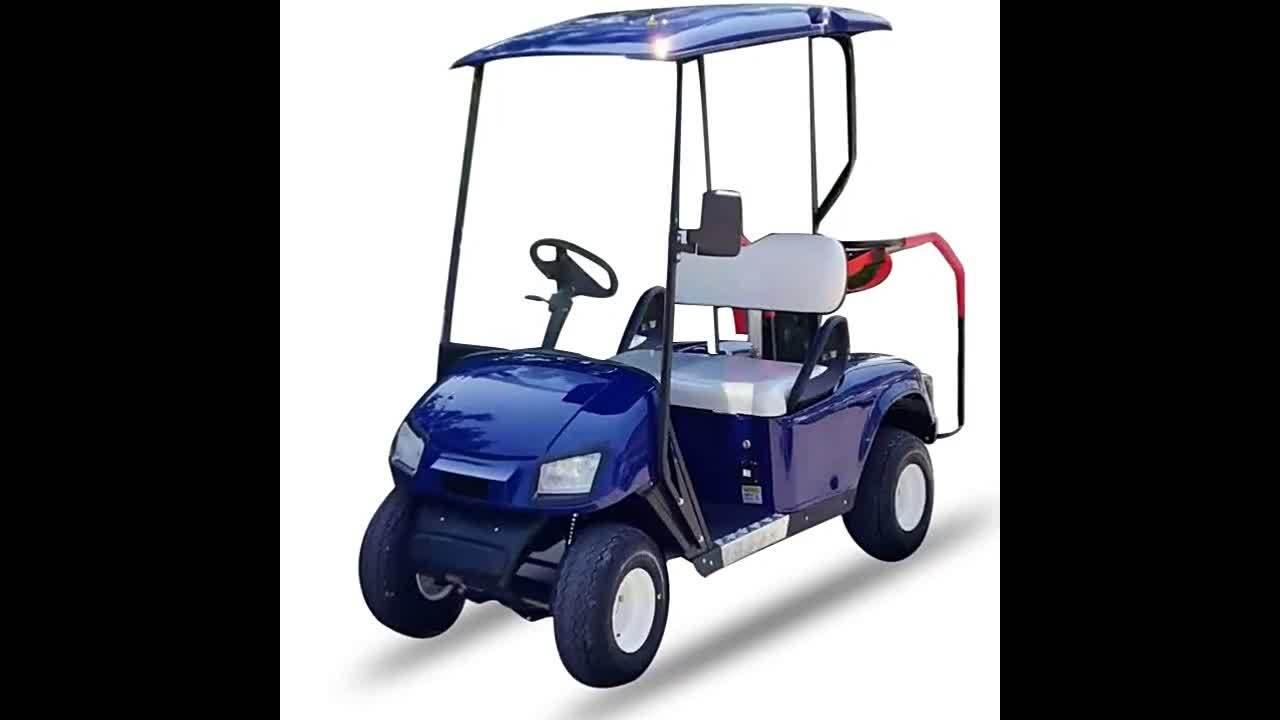 3000W Utilitário Elétrico Carrinho de carros de golfe Street Veículos Legal para venda