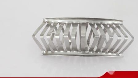 Imballaggio casuale Fleximax in metallo per applicazioni esclusive