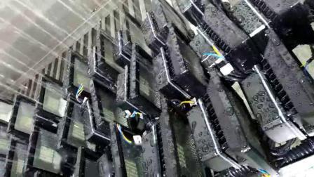 Point de Repère étanche IP66 Lumière lucarne Epistar 100w 3030Projecteur à LED CMS