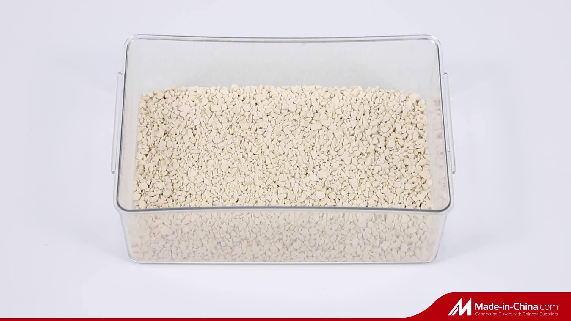 Cucciolata Cat tofu di forma irregolare OEM/ODM
