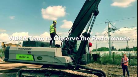 Montagem da escavadeira Driver Pilha adequados para todas as marcas de escavadoras