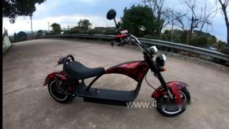 Cee Coc Legal de la rueda del picador de la Motocicleta Scooter eléctrico, de 11 pulgadas, 3200W