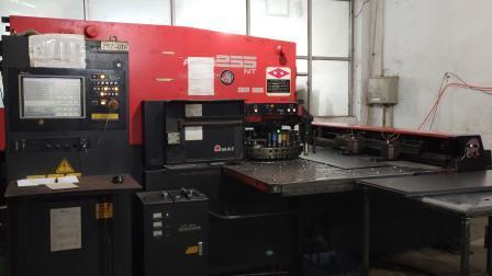 OEM galvanizzato verniciato a polvere taglio laser elettrico cavo metallico armadio Fabbricazione