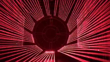 Drei Gobo Räder 380W BSW Moving Head Stage Lighting Outdoor Licht