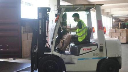 창고 포장 & 트럭 & 해상 운송 배송 전 세계