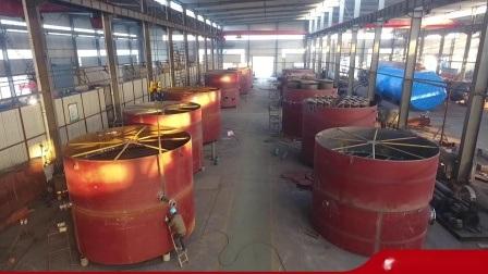 Jinjian 40kt/a zwavelzuurinstallatie gebaseerd op herlaminering van smeltgas (QF-SAC)