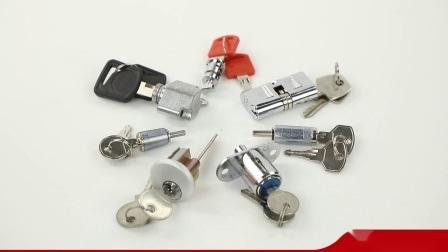 HS1182 Alliage de zinc haute qualité logement du vérin de verrouillage de la came de verrouillage du Cabinet sans clé