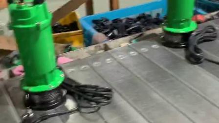 Enkelfasige 220V AC 370W QDX dompelpomp voor schoon water