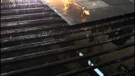 Slijtvaste 62 HRC-hardfacing-plaat voor cementfabriek