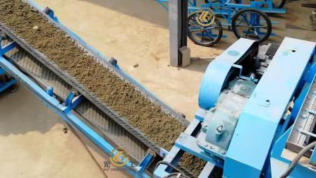 Qt6-15 caler la machine bon prix de la machine à briques de ciment hydraulique automatique