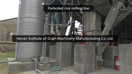 High Yield Parboiled Reis Fräsmaschine zum Verkauf
