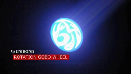 Kopfleuchte LED 150W Spot Light Party Light