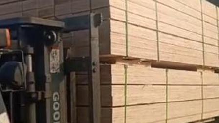 Lvl 빔 합판 작은 스퀘어 우드(Door)