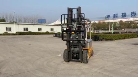Snsc 電動フォークリフト 2 トン、サイドシフト付き