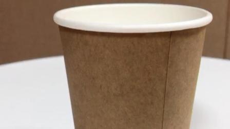 Tazza da caffè monouso, singola/doppia/da parete con tettarella, per bevande calde/fredde Vasetti di carta con coperchi biodegradabili riciclati monouso