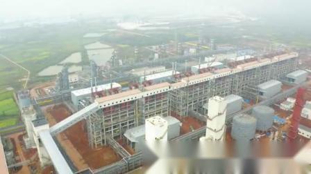 Gasificador de lecho fluidizado circulante 80000Nm3/H fabricado en China