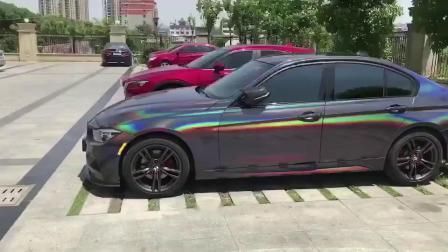 Купол бесплатно Rainbow лазерный серый виниловая пленка для автомобиля
