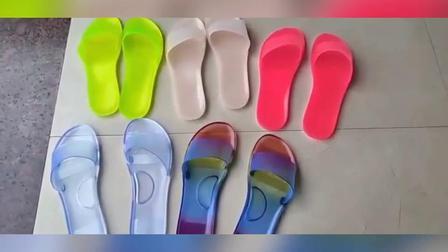 Nuove pantofole estive a scorrimento per uomo