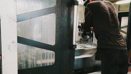 Kundenspezifischer Messing/Kupfer exakter CNC, der mit dem Polnisch maschinell bearbeitet