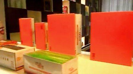 Kunststoffbesteck In Box-Verpackung