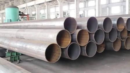 핫 DIP 심리스/ERW 나선형 용접/알로이 갈바니드/RHS 할로우 MS Gi Square/Rectangular/Round Carbon Steel/Stainless Steel Pipe Supplier 섹션