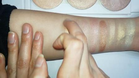OEM Cosmetics Make-up Face pressed Powder Contour Highlighter Bronzer