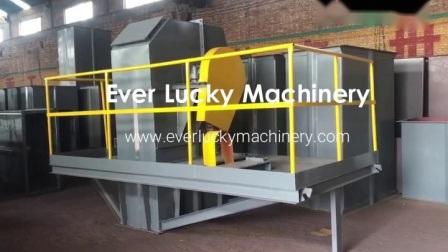 Laadbak met grote capaciteit en professioneel ontwerp voor verticale invoerbanden Cement