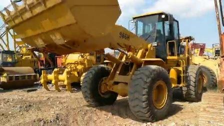Radlader Cat 966c /Caterpillar 966c 966D 966e 966g verwendet 950 Lader in China