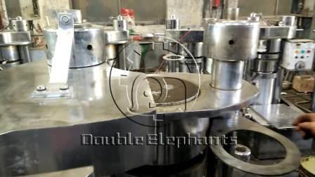 2015 produzione pressa idraulica per Sesame, Olive