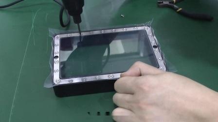 Serbatoio in resina facile da smontaggio in alluminio di alta qualità per Goofoo 3D Stampante come uno dei migliori produttori cinesi
