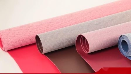 ソファーの袋のLitchiの穀物の総合的な革のための工場製品の安い革