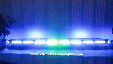 Polizei-heller Stab des ECE-R65 neue super helle LED warnende Entwurfs-3W