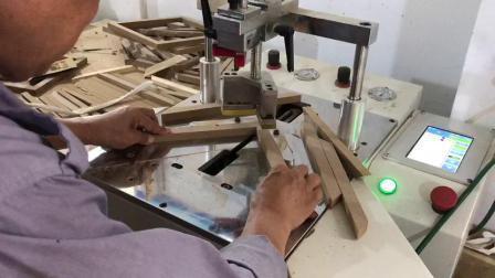 Prix Préférentiel Barre de civière en bois / ovale / châssis toile tendue et apprêtés toile
