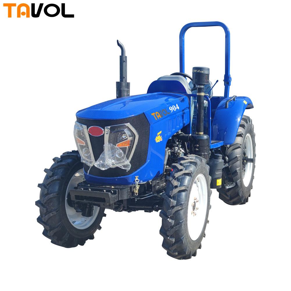 多機能中国低価格 80HP 90HP100HP 110HP 4WD トラクターウォーキングトラクター ファームトラクターの販売