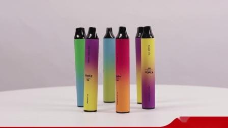 Одноразовые Vape пера дважды вкусов 1800 Puffs насадка двойной Ciggo поверните электронных сигарет