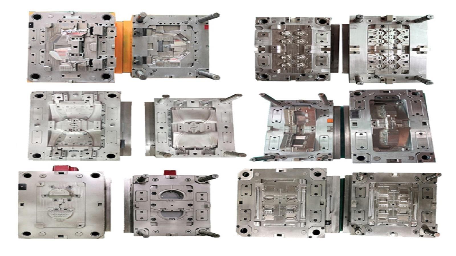 Appareil électronique de pièces de précision électrique Moulage par injection plastique moule du moule