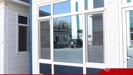 2 этажное лампа стальной каркас дома сборные дома роскошь сегменте панельного домостроения Вилла