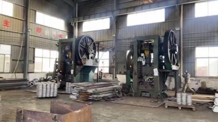 Groothandel Hoge kwaliteit Zinc-verzinkte gegalvaniseerde platte ronde platte onderlegring