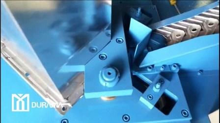 Luchtkanaal voor productie van machines productielijn III fabriek direct